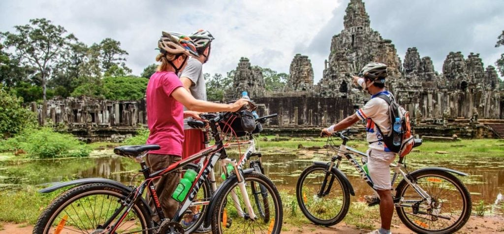 Cycling Tour In Battambang