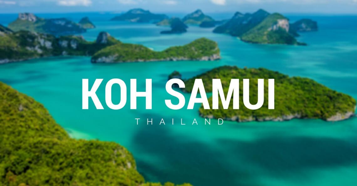 Bangkok and Koh Samui Beach Tour