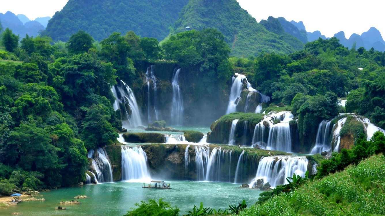 Northern Vietnam Trekking Tour To Ba Be Ban Gioc Cao Bang Lang Son