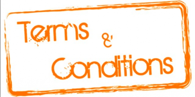 Booking's Terms & Conditions